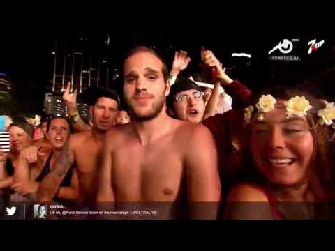 Avicii UMF Miami 2016 HD