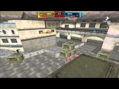 CFS 2014 Quater-finals Match 3. CP Club vs BEGIN