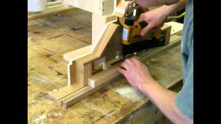 Power Feed Router Table Machine Jig (part 3/4)