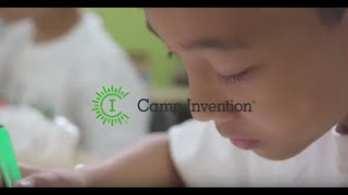 Camp Invention: A Summer Program Rooted in Innovation and STEM