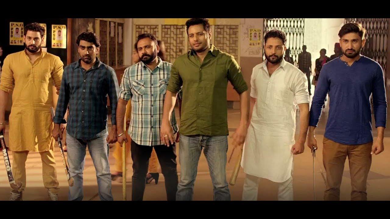 GANDHI GROUP (ਗਾਂਧੀ ਗਰੁੱਪ) - NEW PUNJABI FULL FILM || LATEST PUNJABI MOVIES 2017