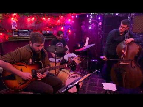 Colin Hinton, Drew Wesley, Ben Rolston - Bushwick Improvised Music Series - Mar 19 2018