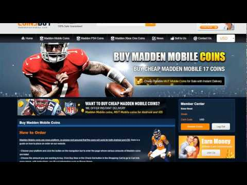 Maddencoinsbuy.com vs.Mobilemaddencoins.com: Which Site Offer the Cheapest Madden Mobile coins?