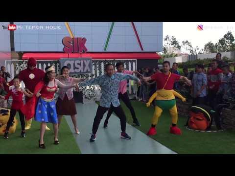Raffi Ayu Gilang Dede dan Resa Joget Ala TEMON HOLIC || SIK ASIK MNCTV
