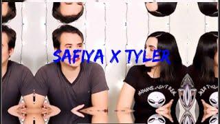 Safiya x Tyler You tuber Edit