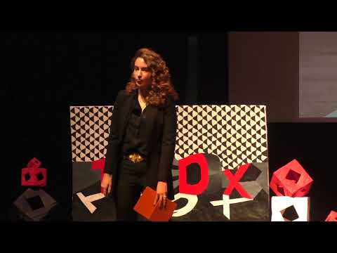 From Fashion to Role - Living the Model Life | Elena Fernandes | TEDxBITSGoa