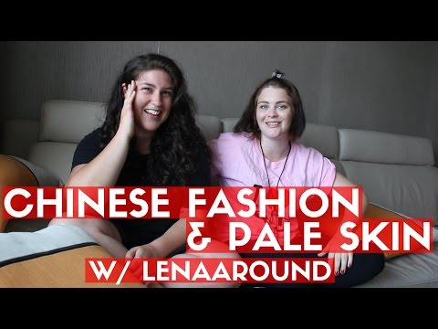 CHINESE BEAUTY STANDARDS | China Q+A W/ LenaAround