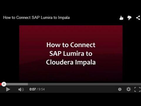 Cloudera - Simba Technologies