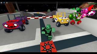 ROBLOX ULTIMATE VIDEOGAME OBBY!! (Minecraft, Mario, ect....) HD