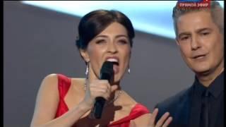 Ксения Дежнева и Alessandro safina LUNA 2015
