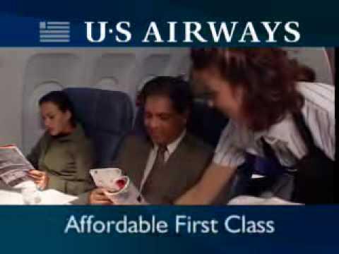 America West/ US Airways Merger Video