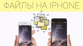 Как переносить файлы на iPhone, iPad или Android, без проводов!