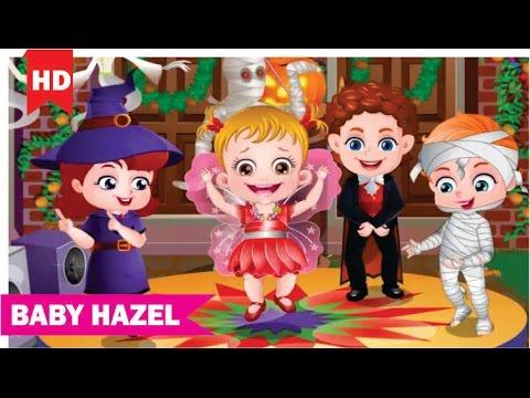 Baby Hazel Halloween Party Baby Hazel Games Movie Youtube