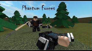 Phantom Forces ROBLOX | got **no clickbait** ideas?
