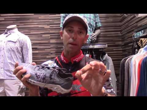 Fishing Footwear with Ike
