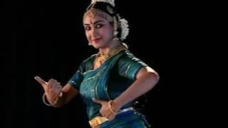Gandhamu Poyyaruga... Bharatanatyam, Rajashree Warrier