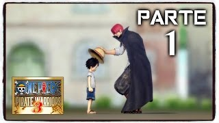 ONE PIECE PIRATE WARRIORS 3 Gameplay Español PC Parte 1 - 1080p HD 60fps