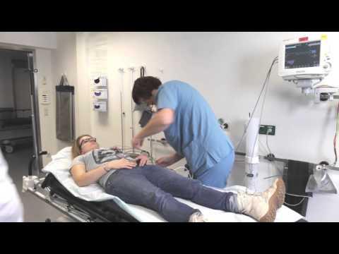 Zentrale Notfallaufnahme im Klinikum Wolfsburg