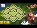 NEW Town Hall 7 (TH7) HYBRID Base [WITHOUT BARB KING] 2018!! COC Best Th7 Hybrid Base !