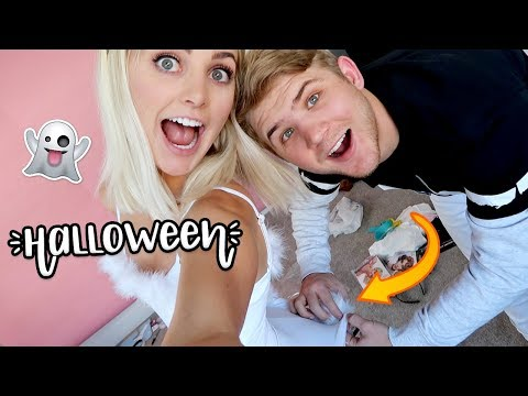 Filming Halloween Videos! Behind the Scenes!
