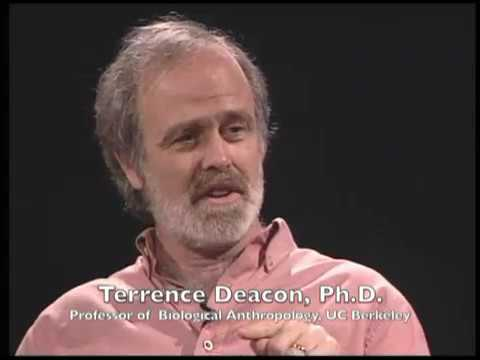 Terrence Deacon  Incomplete Nature, How Mind Emerged from Matter   Sane Society