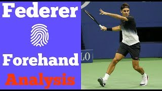 Roger Federer Forehand Analysis | Unique In His Technique