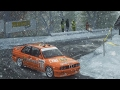 Dirt Rally - BMW M3 E30 - Monaco, Route de Turini (delta daily)
