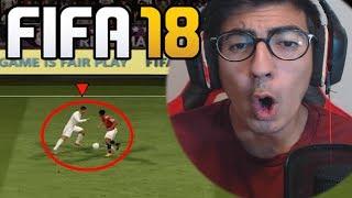 FIFA 18 Türkçe - RONALDO İLE EFSANE ÇALIM !