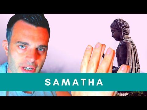 Experience The Magic Of Samatha Meditation For Inner Peace [TUTORIAL]