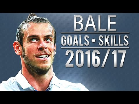 Gareth Bale - Unstoppable Skills & Goals | 2016-17 | HD