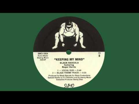 Black Rascals - Keeping My Mind (Vocal Dub)