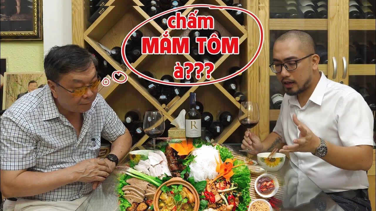 RƯỢU VANG có hợp THỊT LỢN MÁN Đặc sản miền núi Việt Nam???