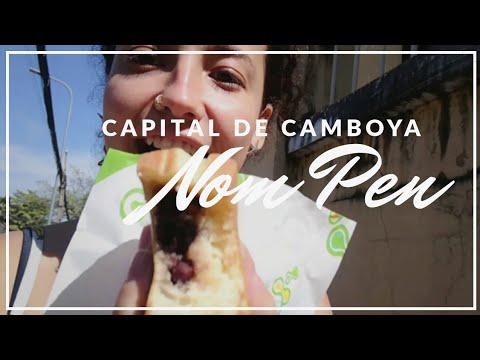 Perdiéndonos por la capital de Camboya  | Phnom Penh
