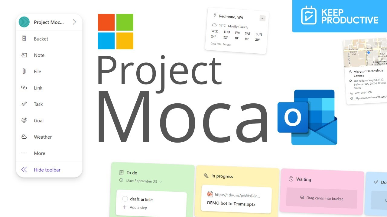Microsoft Project Moca | Overview