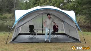 oztrail festival 15 full screen inner