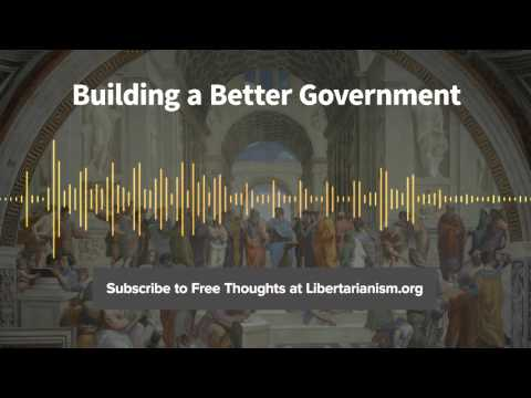 Episode 111: Building a Better Government (with Richard A. Epstein)