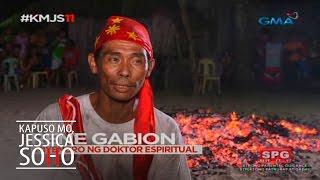Kapuso Mo, Jessica Soho: Ritwal sa Baga
