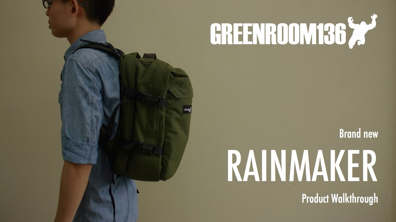 Greenroom136 : Rainmaker