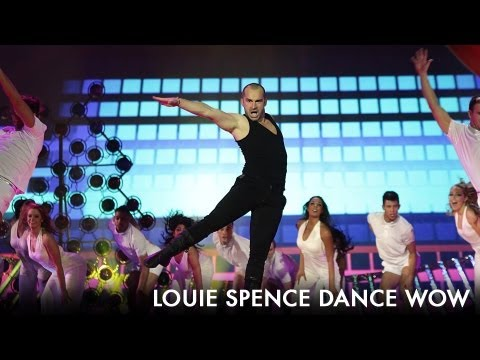 National Television Awards 2011 - Louie Spence Dance Wow