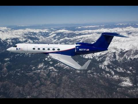 Introducing HIAPER - the NSF/NCAR Gulfstream V Research Aircraft