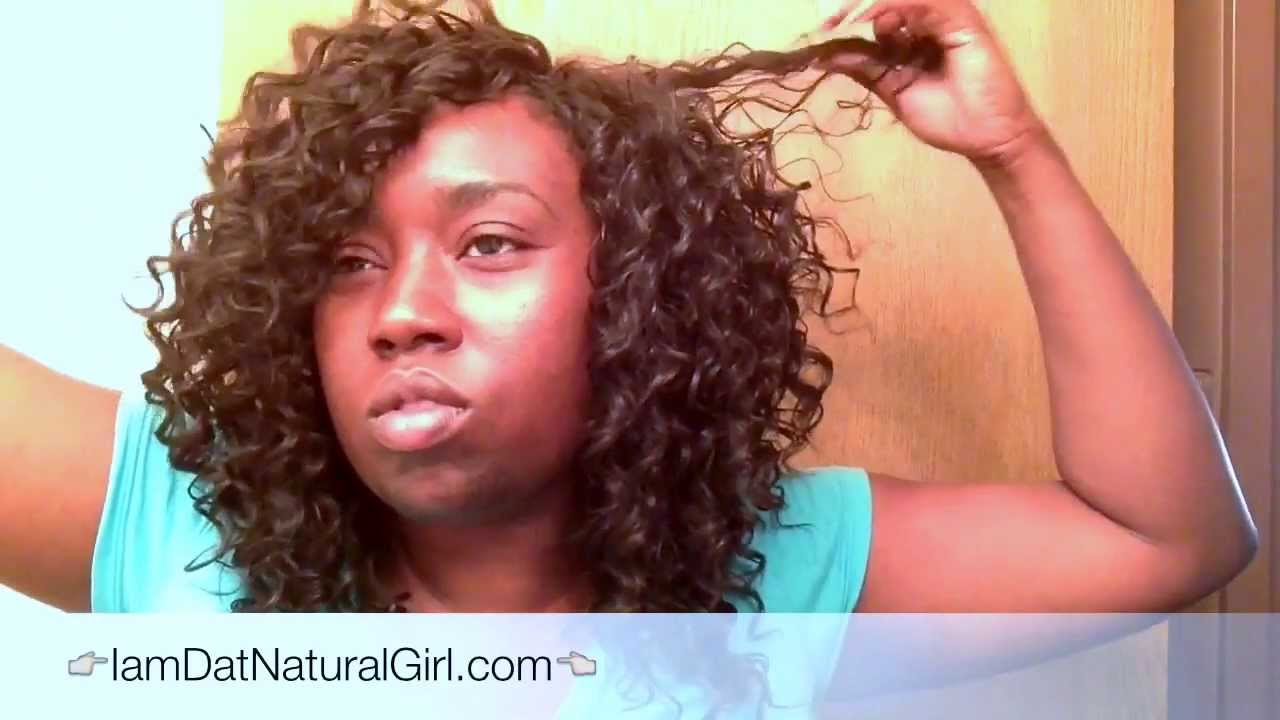 Deep Wave Sew In Tutorial Youtube