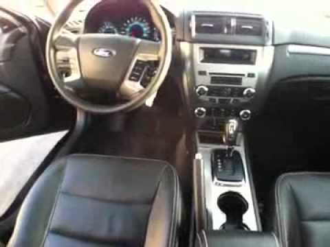 2010 Ford Fusion SEL @ Thoroughbred Ford Barry Road   Kansas City MO    YouTube Amazing Design