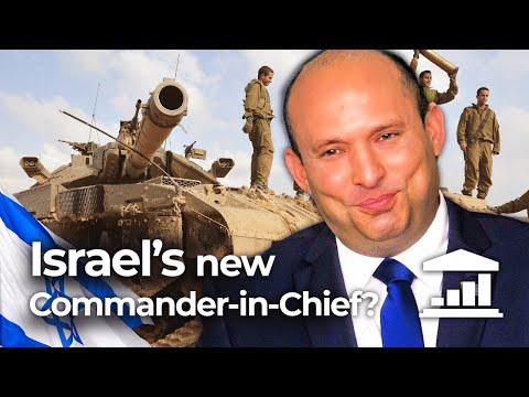 Naftali BENNETT: ISRAEL's new LEADER who wants to annex THE WEST BANK - VisualPolitik EN