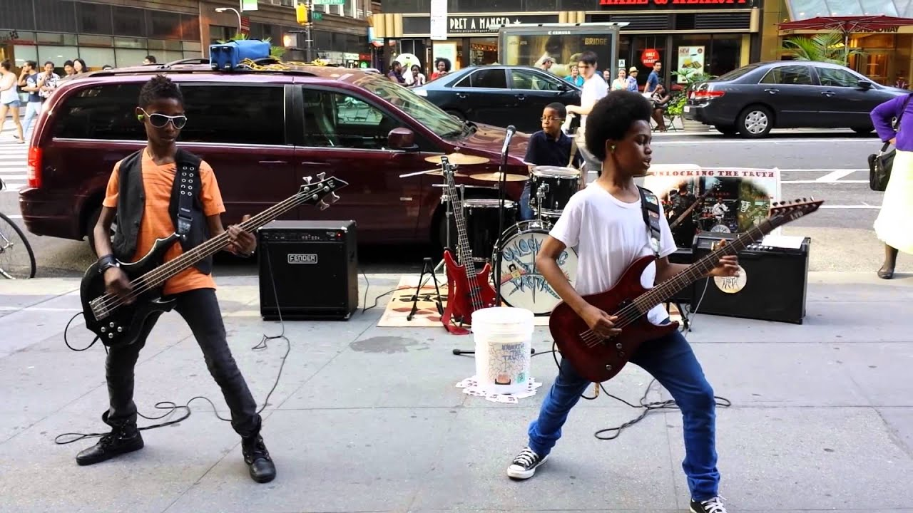 Unlocking the Truth Friendship and Making the Band Three Brooklyn Teens on Life