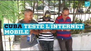 Cuba teste l'Internet mobile