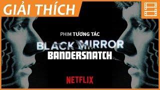 BANDERSNATCH - Giải thích & Ý nghĩa tập phim tương tác Black Mirror