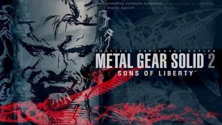 CGRundertow METAL GEAR SOLID 2: SONS OF LIBERTY: HD EDITION for PlayStation 3