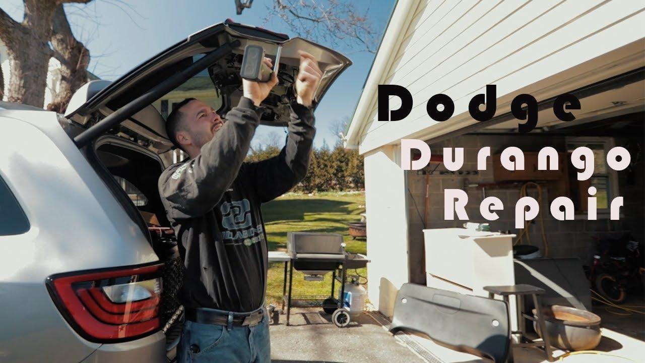 Dodge Durango Tail Light Repair
