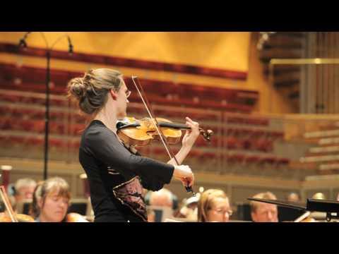 Stravinsky Violin Concerto / Royal Stockholm Philharmonic Orchestra / Zilliacus