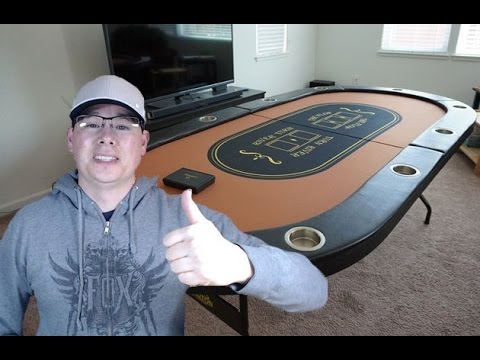 I Bought A Poker Table! | The Nightly Grind Poker Vlog